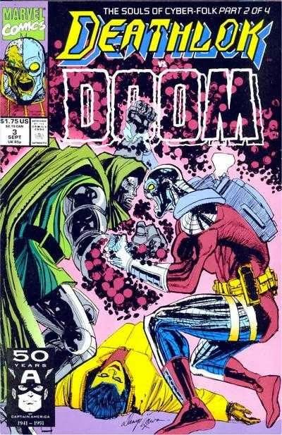 SHIELD Deathlok Doom