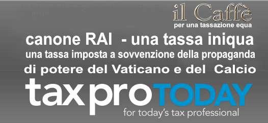 fateci vivere! Equità nelle tasse!