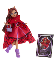 Clawdeen Scarily Ever After