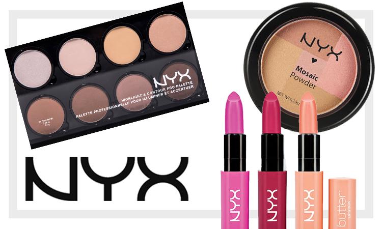 Дешевая косметика nyx