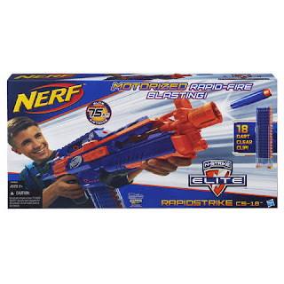 Nerf CS-18 (Colors may vary)