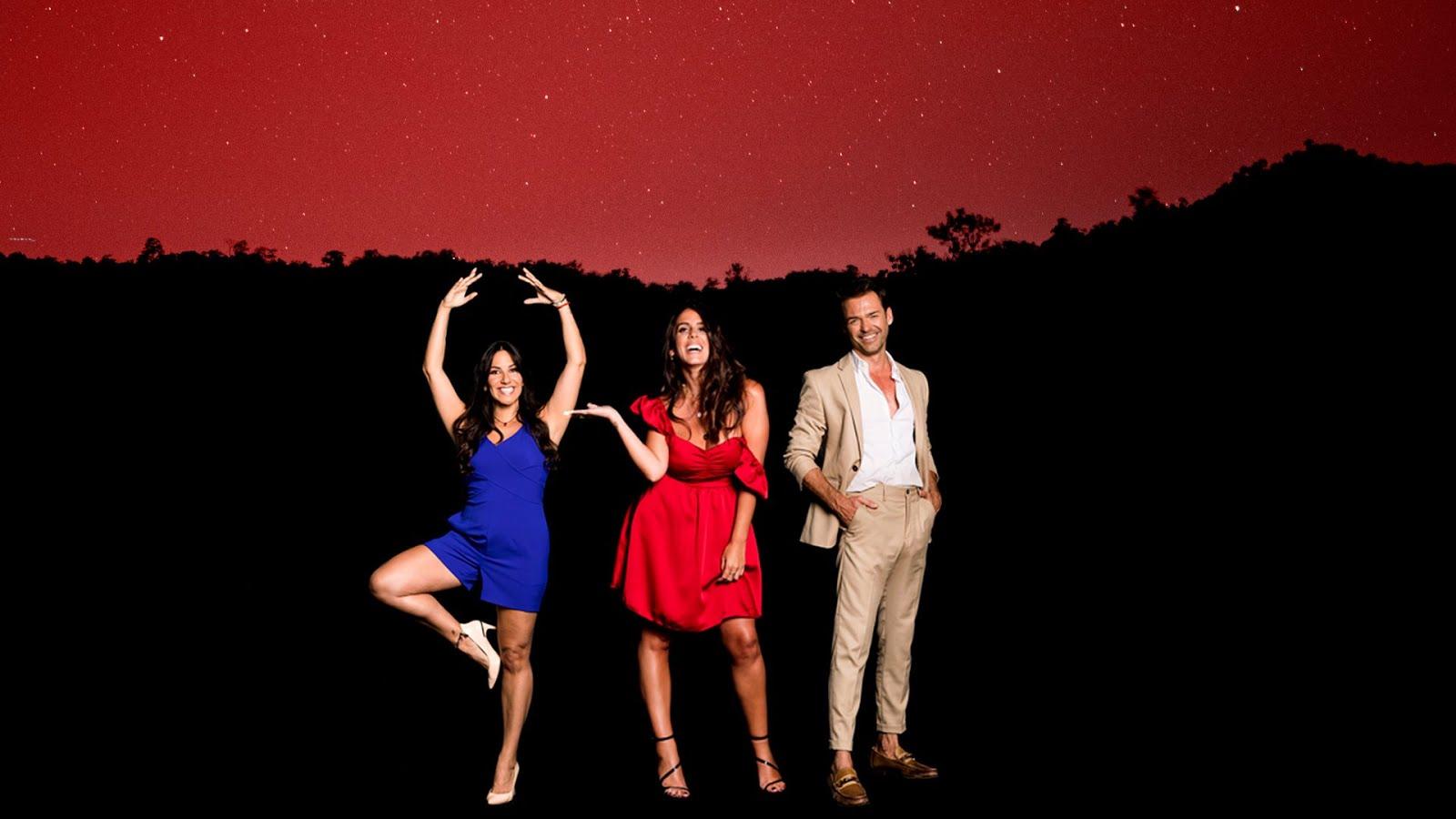 Irene, Anabel y Hugo 1° Nominados de 'GHVIP7'