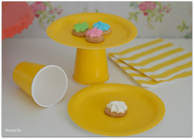 Cake Stand Decorations by BistrotChic