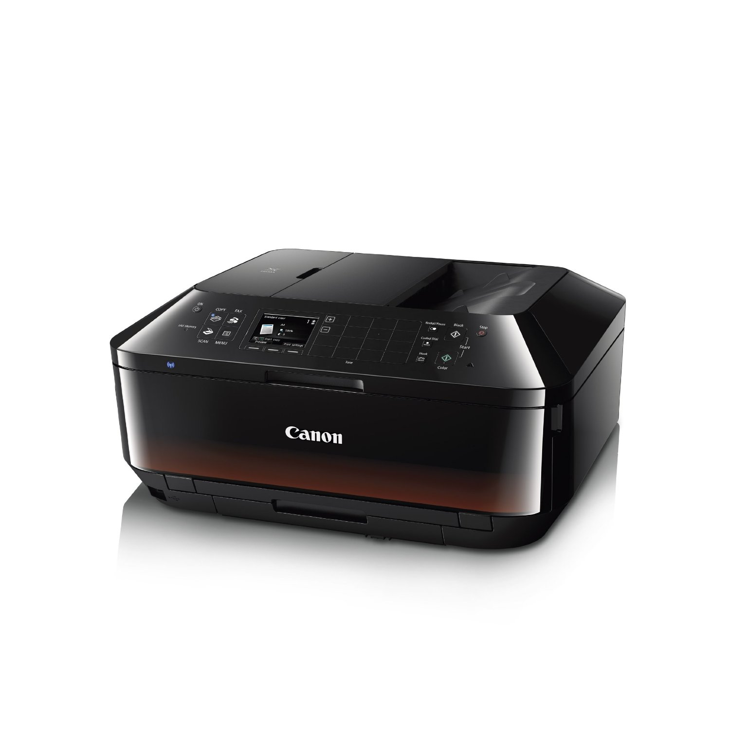 Wireless Printer: Printing From Ipad To Canon Wireless Printer