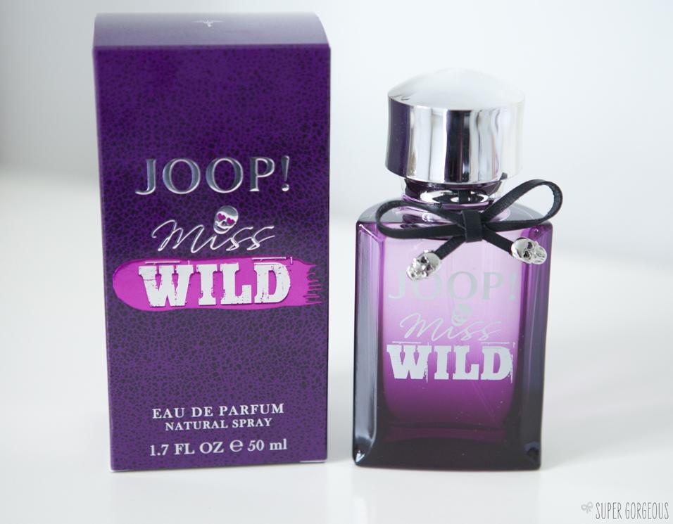 win a bottle of joop miss wild perfume super gorgeous. Black Bedroom Furniture Sets. Home Design Ideas