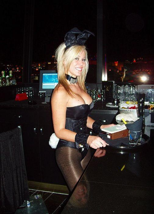 50 Years Of The Playboy Bunny Damn Cool Pictures