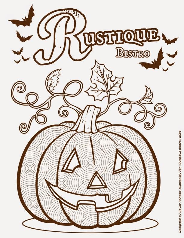 Coloriage De Citrouille Pour Halloween - Toutes les activités d Halloween Cap eveil