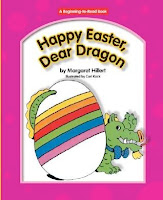 bookcover of Happy Easter, Dear Dragon  By Margaret Hillert