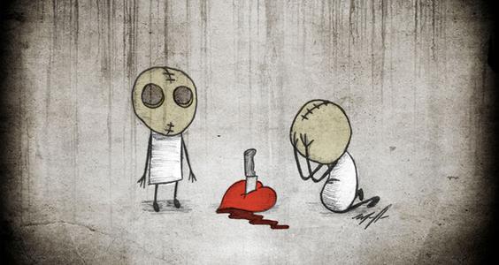 Sakiti Aku Dan Lakukan Apa Sahaja, Aku Tak Punya Hati
