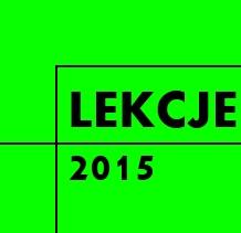 Lekcje 2015