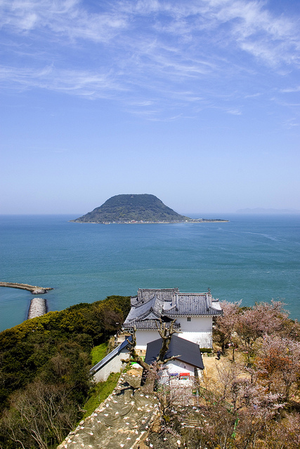 Karatsu Castle and Island