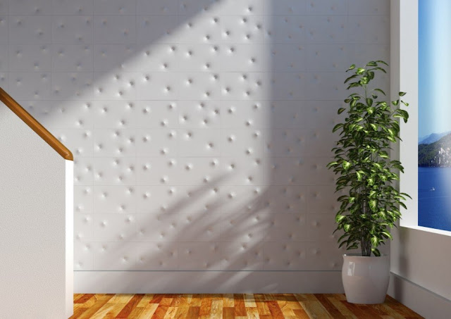 Button Tiles by Codolagni Design Studio