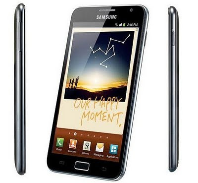 Samsung galaxy note new