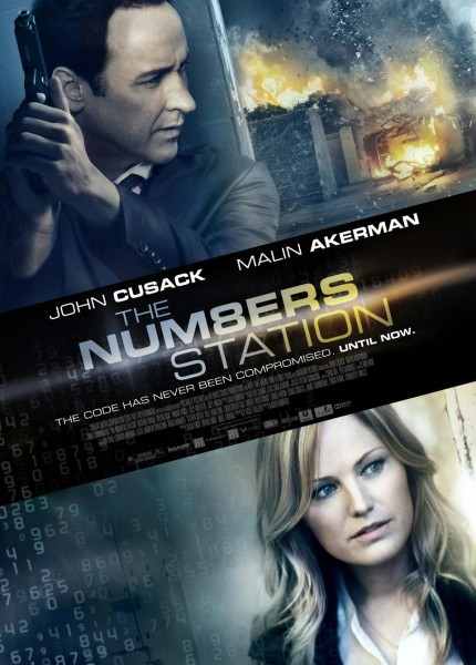 The Numbers Station  full izle
