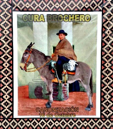 SAN JOSÉ GABRIEL DEL ROSARIO BROCHERO (EL CURA BROCHERO)