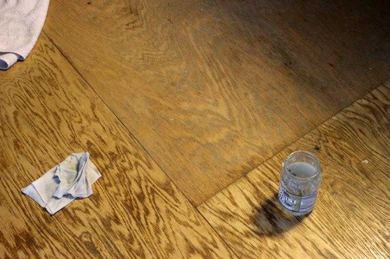 Diy Wood Polish Perfect For Old Hardwood Floors