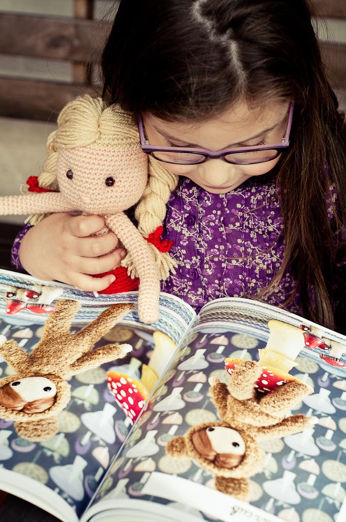 Déjate conquistar por las muñecas de My crochet doll   Gallimelmas e ...