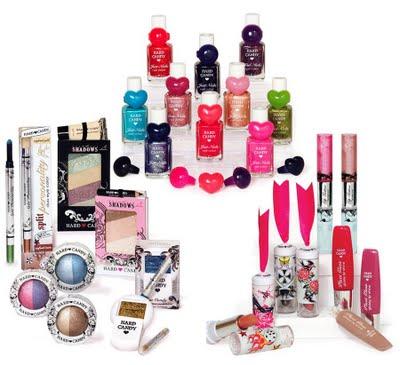 Vibrant Vivacious Veracious Beauty Blog: Hard Candy Goes - Hard Candy Makeup
