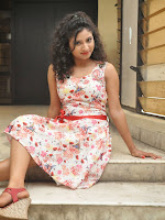 Vishnu Priya dazzling Photo shoot Gallery-cover-photo