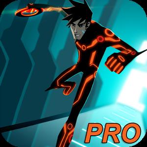 Run Of Tron 3D Pro apk
