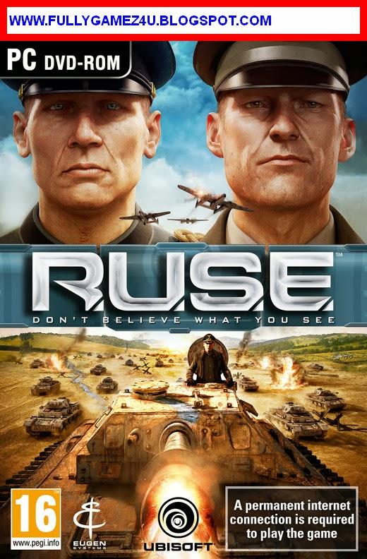 Download R.U.S.E Game