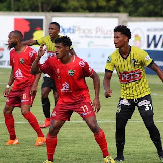 JARABACOA FC RECIBE A MOCA FC EN INICIO JORNADA 8 DE LA LIGUILLA 2021