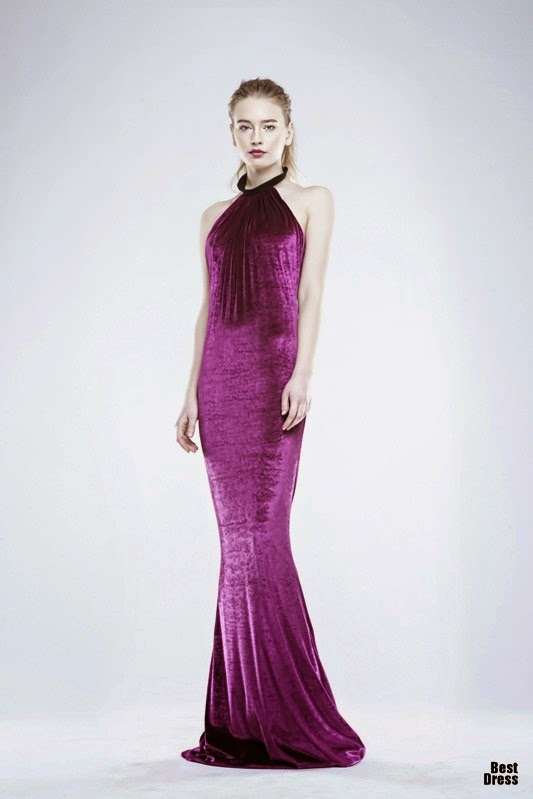 Moda en vestidos largos