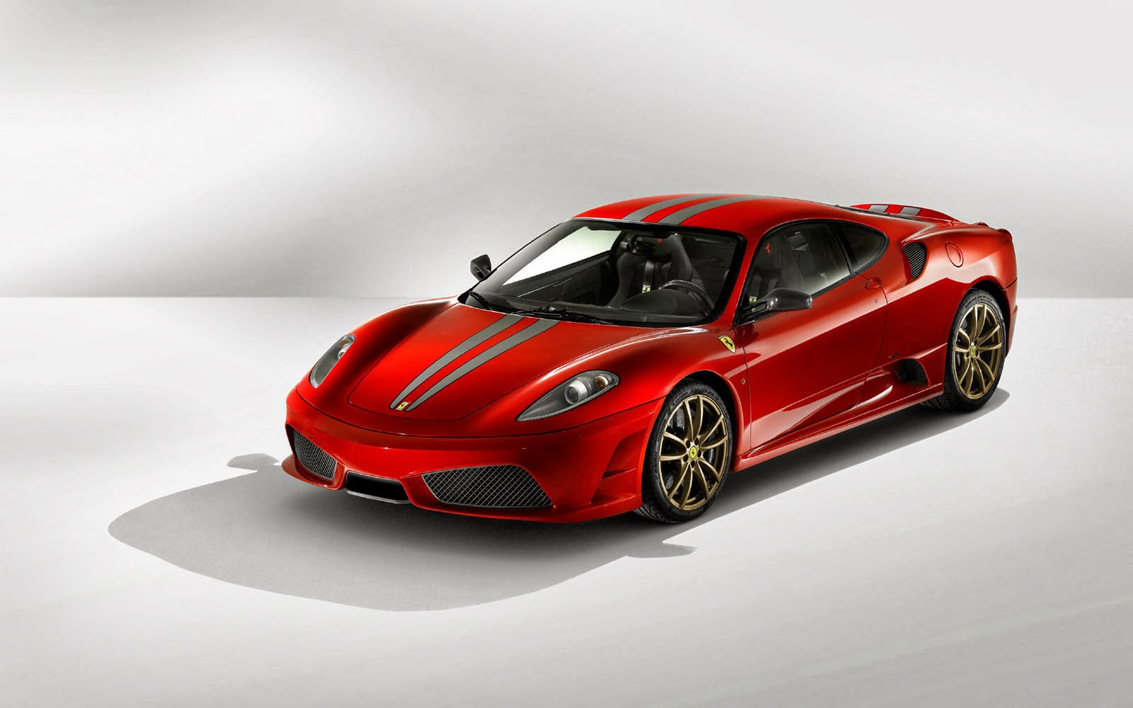 Wallpapers Ferrari F430 Scuderia Wallpapers