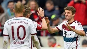 Hannover 96 vs Bayern Munich 1-3 Video Gol