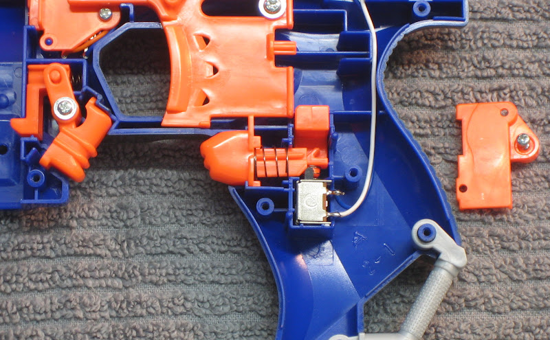 The Dart Zone: [Tech] Wiring and electrical practices Nerf Stryfe Mod Wiring Diagram on