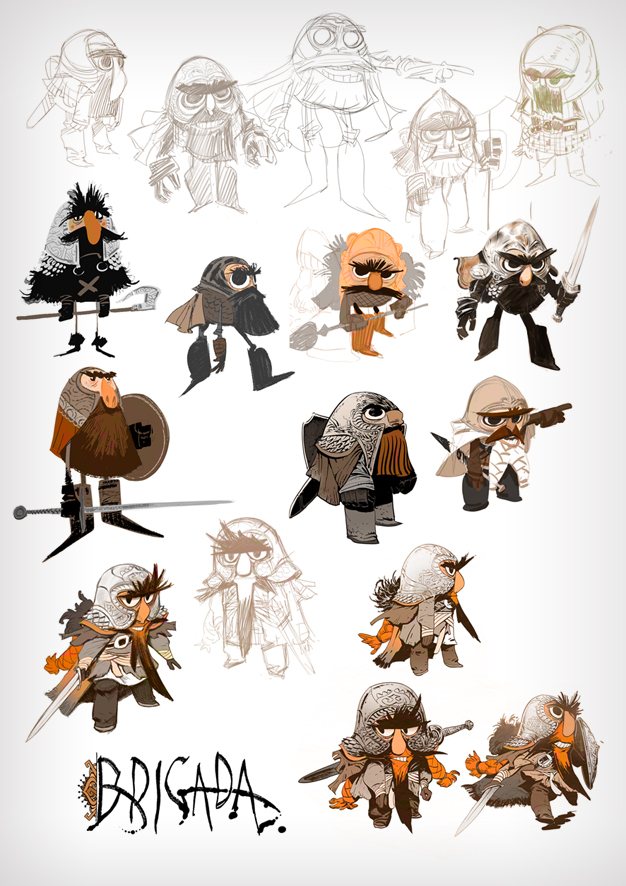 2d Character Design Books : Images about pixel art small characters on