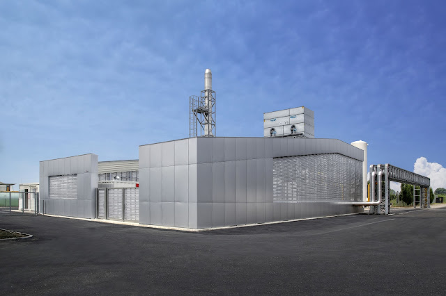 The New Trgeneration Plant at Sant'Agata Bolognese