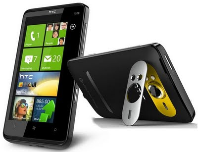 Spesifikasi HTC Eternity