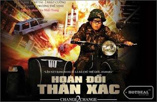 Phim Hài Hoán Đổi Thân Xác ( Hoài Linh, Nhật Cường, Long Đẹp Trai, Chí Tài, Ngọc Oanh, Trương Thế VInh )