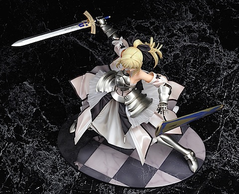 Saber Lily Distant Avalon