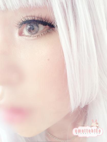 Dolly Eye V125 & Starry Grey Circle Lenses: Perfect Enhancement Tint Lenses