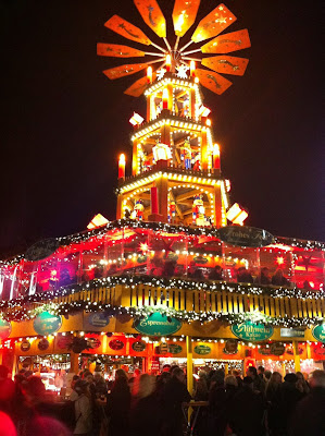 Most popular Christmas decoration in Hannover