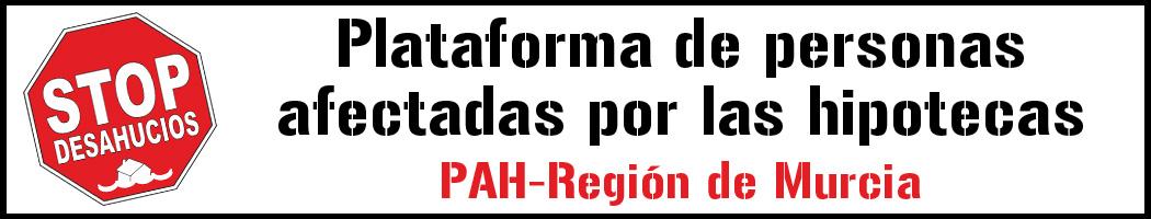 Afectados por la Hipoteca Región de Murcia