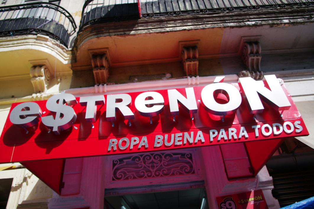 Vende o compra tu ropa usada en Guadalajara! | ESTRENÓN