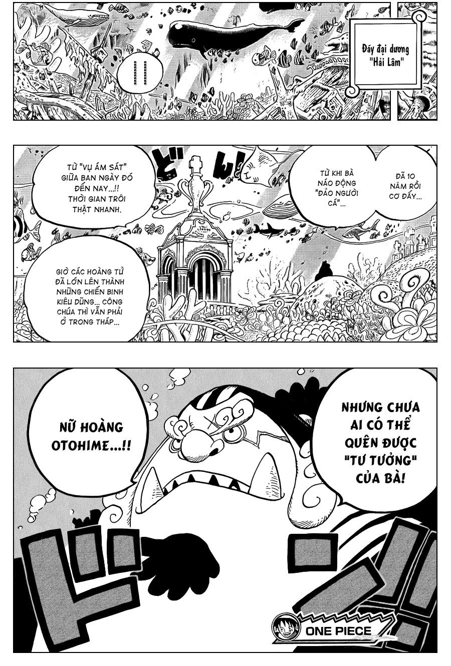 17, One Piece chap 615    NarutoSub
