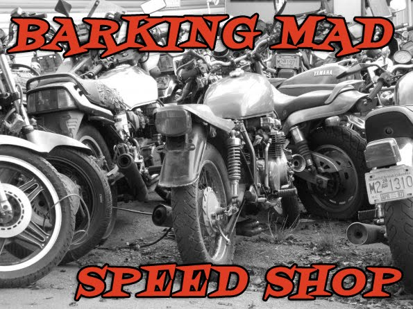 Barking Mad Speed Shop