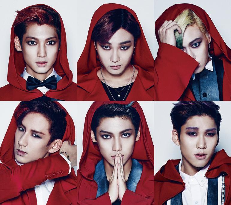 Boyfriend Boy Group