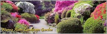 Warna Alam Landscape Garden