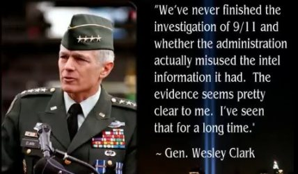Must to See; General Wesley Clark Exposed the Globalist Agenda: