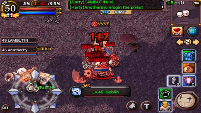 Ragnarok valkyrie game rpg android terbaik