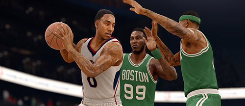 NBA 2K16 Game for the PS4, PC, Xbox One, PS3 and Xbox 360
