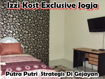 exclusive boarding house at jogja