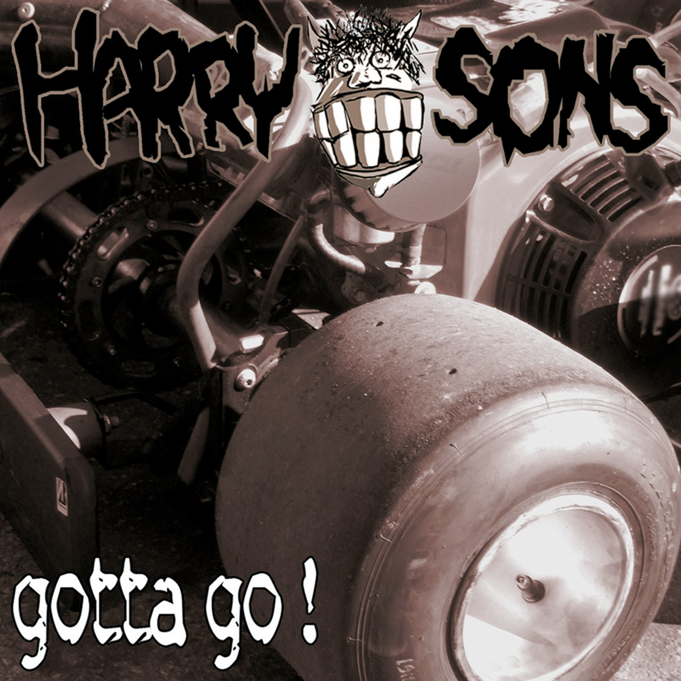 HARRYS SONS - Gotta Go! 7""