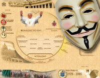 Hackers do Anonymous atacaram o site do Vaticano