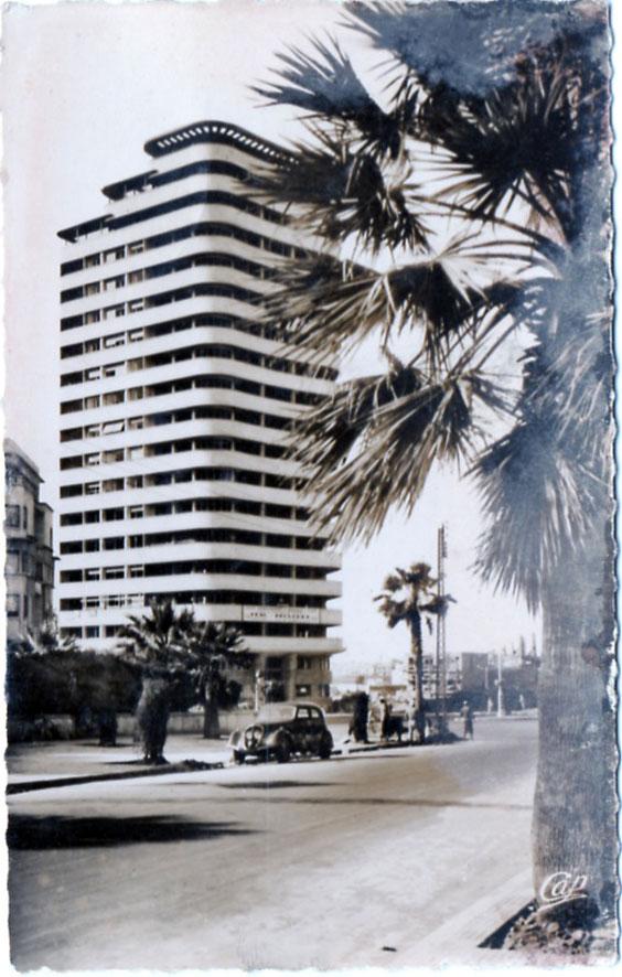 Architectures de cartes postales 1 votre blog au maroc - Bureau moderne casablanca ...
